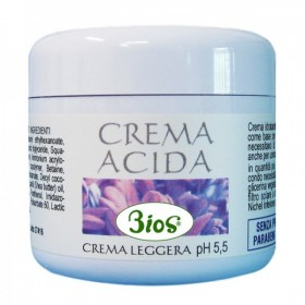 CREMA ACIDA BIOS 50 ml Erboristeria Bios